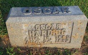 HARDIGG, OSCAR - Union County, Kentucky | OSCAR HARDIGG - Kentucky Gravestone Photos