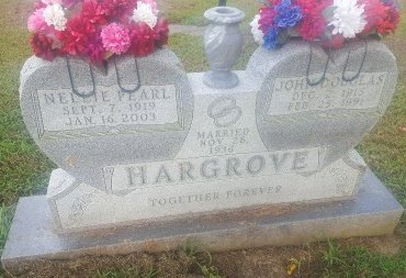 HARGROVE, NELLIE PEARL - Union County, Kentucky | NELLIE PEARL HARGROVE - Kentucky Gravestone Photos
