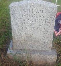 HARGROVE, WILLIAM DOUGLAS - Union County, Kentucky | WILLIAM DOUGLAS HARGROVE - Kentucky Gravestone Photos