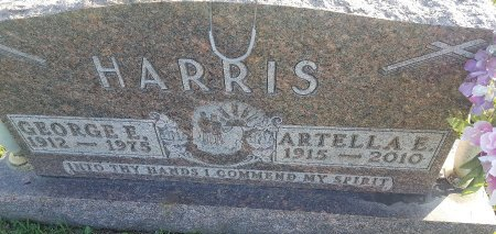 HARRIS, GEORGE E - Union County, Kentucky | GEORGE E HARRIS - Kentucky Gravestone Photos