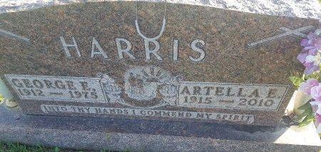 HARRIS, ARTELLA - Union County, Kentucky | ARTELLA HARRIS - Kentucky Gravestone Photos