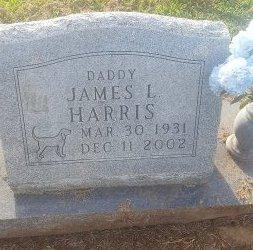 HARRIS, JAMES L - Union County, Kentucky | JAMES L HARRIS - Kentucky Gravestone Photos