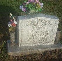 HEDGEPATH, PEGGY JEAN - Union County, Kentucky | PEGGY JEAN HEDGEPATH - Kentucky Gravestone Photos