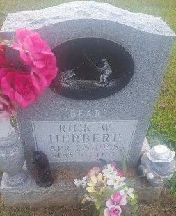 HERBERT, RICK W - Union County, Kentucky   RICK W HERBERT - Kentucky Gravestone Photos