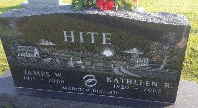 HITE, JAMES W - Union County, Kentucky | JAMES W HITE - Kentucky Gravestone Photos