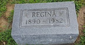 HITE, REGINA - Union County, Kentucky | REGINA HITE - Kentucky Gravestone Photos