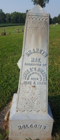 HOLCOMB, BRANKER MAY - Union County, Kentucky | BRANKER MAY HOLCOMB - Kentucky Gravestone Photos