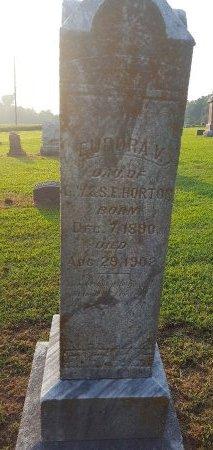 HORTON, EUDORA V - Union County, Kentucky   EUDORA V HORTON - Kentucky Gravestone Photos
