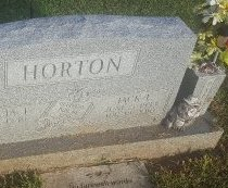 HORTON, JACK L - Union County, Kentucky | JACK L HORTON - Kentucky Gravestone Photos