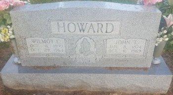 HOWARD, JOHN T - Union County, Kentucky | JOHN T HOWARD - Kentucky Gravestone Photos