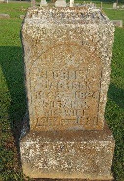 JACKSON, GEORGE I - Union County, Kentucky | GEORGE I JACKSON - Kentucky Gravestone Photos