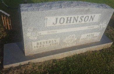 JOHNSON, PETE - Union County, Kentucky | PETE JOHNSON - Kentucky Gravestone Photos