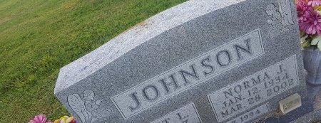 JOHNSON, NORMA JEAN - Union County, Kentucky | NORMA JEAN JOHNSON - Kentucky Gravestone Photos