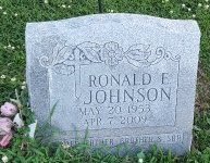 JOHNSON, RONALD - Union County, Kentucky | RONALD JOHNSON - Kentucky Gravestone Photos