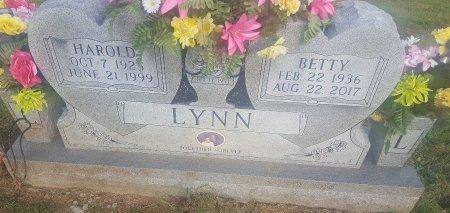 LYNN, HAROLD - Union County, Kentucky | HAROLD LYNN - Kentucky Gravestone Photos