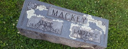 MACKEY, ALICE - Union County, Kentucky   ALICE MACKEY - Kentucky Gravestone Photos