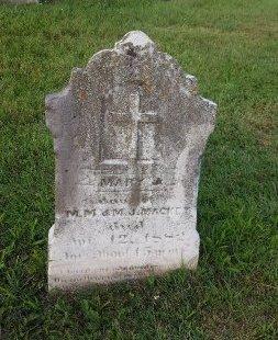 MACKEY, MARY J - Union County, Kentucky | MARY J MACKEY - Kentucky Gravestone Photos