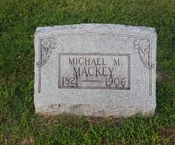 MACKEY, MICHAEL M - Union County, Kentucky | MICHAEL M MACKEY - Kentucky Gravestone Photos