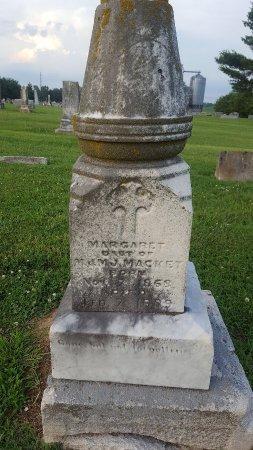 MACKEY, MARGARET - Union County, Kentucky | MARGARET MACKEY - Kentucky Gravestone Photos