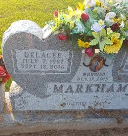MARKHAM, DELACEE - Union County, Kentucky | DELACEE MARKHAM - Kentucky Gravestone Photos