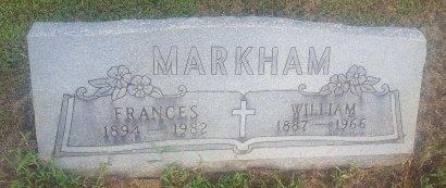 MARKHAM, WILLIAM - Union County, Kentucky | WILLIAM MARKHAM - Kentucky Gravestone Photos