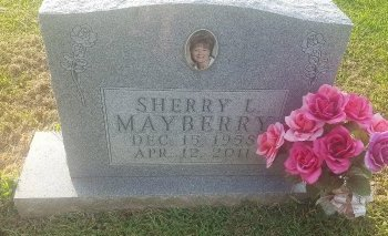MAYBERRY, SHERRY L - Union County, Kentucky   SHERRY L MAYBERRY - Kentucky Gravestone Photos