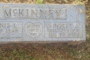 MCKINNEY, SHIRLEY - Union County, Kentucky | SHIRLEY MCKINNEY - Kentucky Gravestone Photos