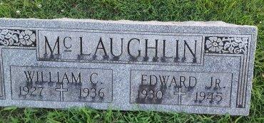 MCLAUGHLIN, EDWARD JR. - Union County, Kentucky   EDWARD JR. MCLAUGHLIN - Kentucky Gravestone Photos