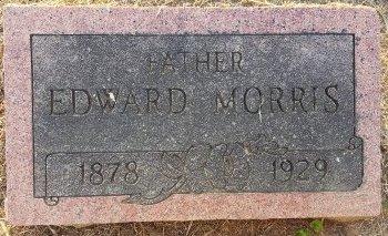 MORRIS, EDWARD - Union County, Kentucky | EDWARD MORRIS - Kentucky Gravestone Photos