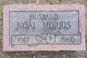 MORRIS, NOAL - Union County, Kentucky | NOAL MORRIS - Kentucky Gravestone Photos