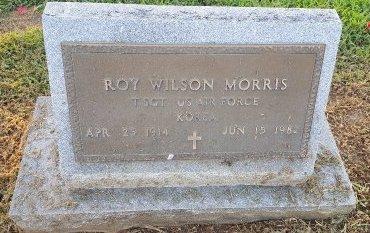 MORRIS (VETERAN KOREA), ROY WILSON - Union County, Kentucky | ROY WILSON MORRIS (VETERAN KOREA) - Kentucky Gravestone Photos