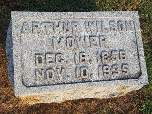 WILSON MOWER, ARTHUR - Union County, Kentucky | ARTHUR WILSON MOWER - Kentucky Gravestone Photos