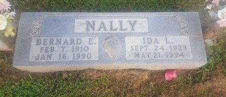 NALLY, BERNARD E - Union County, Kentucky | BERNARD E NALLY - Kentucky Gravestone Photos