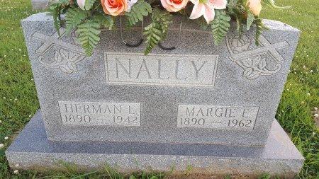 NALLY, MARGIE E - Union County, Kentucky   MARGIE E NALLY - Kentucky Gravestone Photos