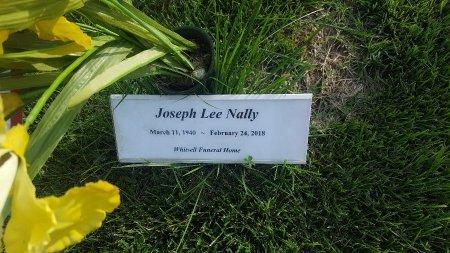 NALLY, JOSEPH LEE - Union County, Kentucky   JOSEPH LEE NALLY - Kentucky Gravestone Photos