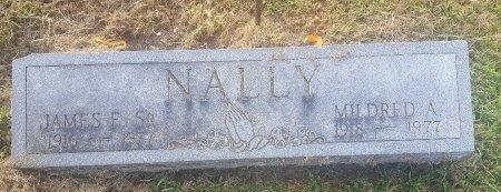 NALLY, MILDRED - Union County, Kentucky | MILDRED NALLY - Kentucky Gravestone Photos