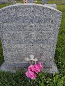 NALLY, MARY E - Union County, Kentucky | MARY E NALLY - Kentucky Gravestone Photos