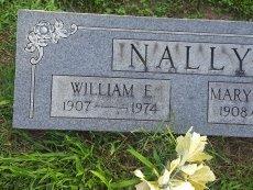 NALLY, WILLIAM E - Union County, Kentucky | WILLIAM E NALLY - Kentucky Gravestone Photos