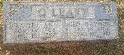 O'LEARY, RACHEL ANN - Union County, Kentucky   RACHEL ANN O'LEARY - Kentucky Gravestone Photos