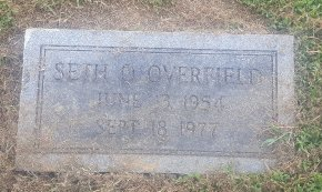 OVERFIELD, SETH O - Union County, Kentucky   SETH O OVERFIELD - Kentucky Gravestone Photos