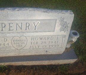 PENRY, HOWARED E - Union County, Kentucky | HOWARED E PENRY - Kentucky Gravestone Photos