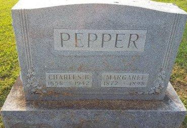 PEPPER, CHARLES B - Union County, Kentucky | CHARLES B PEPPER - Kentucky Gravestone Photos