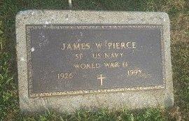 PIERCE (VETERAN WW2), JAMES W - Union County, Kentucky | JAMES W PIERCE (VETERAN WW2) - Kentucky Gravestone Photos