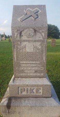 PIKE, GEORGE S - Union County, Kentucky | GEORGE S PIKE - Kentucky Gravestone Photos