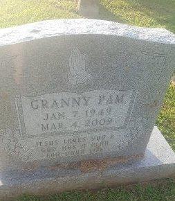 POWELL, PAM - Union County, Kentucky   PAM POWELL - Kentucky Gravestone Photos