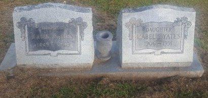 YATES, MABEL S - Union County, Kentucky   MABEL S YATES - Kentucky Gravestone Photos
