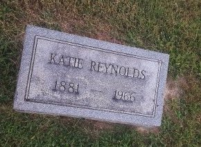 REYNOLDS, KATIE - Union County, Kentucky | KATIE REYNOLDS - Kentucky Gravestone Photos
