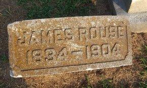 ROUSE, JAMES - Union County, Kentucky | JAMES ROUSE - Kentucky Gravestone Photos