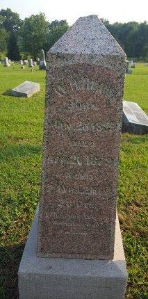 RUARK, WILLIAM H - Union County, Kentucky | WILLIAM H RUARK - Kentucky Gravestone Photos