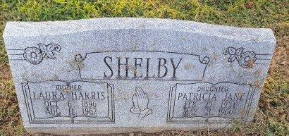 SHELBY, LAURA - Union County, Kentucky | LAURA SHELBY - Kentucky Gravestone Photos